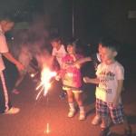 9月 宿泊保育(5歳児のみ)